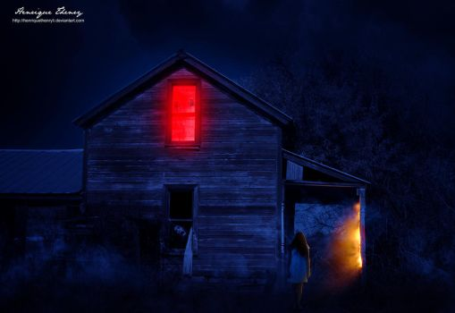 horror house by Henriqu3Campos