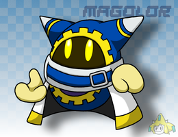 Magolor by Sorachi-Jirachi