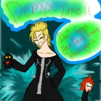 ITS DEMYX TIME!!! by xXToxic-NekoXx