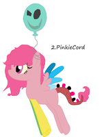 Bigger version of pinkiecord foal by star4567980