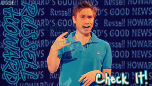 Russell Howard.. Check It by mockthedeviant