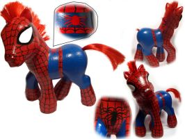 Custom MLP: Spiderman by songbird21