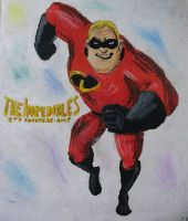 The Incredibles by sanora