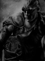Riddick by KikutaMishieru