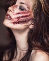 Playing with Prosthetics by Arielle-Fox