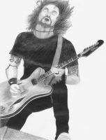Dave Grohl by crymer15