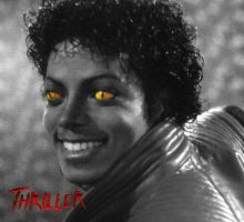 Michael Jackson   Thriller by countrygirl16mj