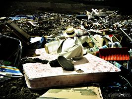 Suits in a Landfill - 016 by PxRxSxRx