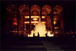 The Metropolitan Opera House by fe208