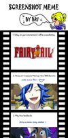 Fairy Tail Screenshot Meme by ShiraFTW