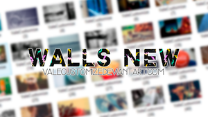 Wallpapers New. by ValeCustomize
