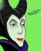 Maleficent by I-Rant-Quite-Often