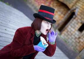 Willy Wonka II by blow-out-the-candles
