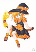 Little Witch by shinku2187