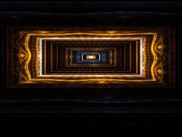 Infinity Framed by beeper52