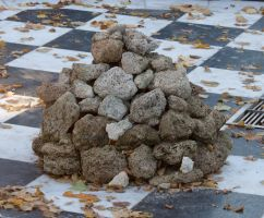 Pile of stones by ManicHysteriaStock