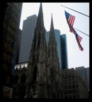 St. Patrick's Cathedral by VVraith