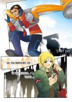 reading report on [SUNNY DAY] by yujing229