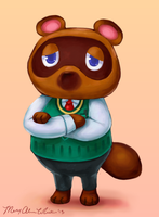 Tom Nook by ArtistiqueLoup