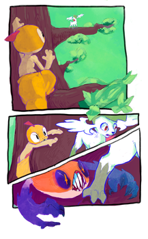 PMD-e Mission 8 - Page 2 (lost WIP) by CSticco