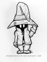 Vivi Ornitier by foundcanvas14