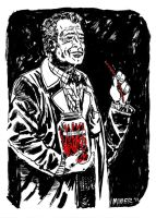 FRINGE - WALTER BISHOP Commission by aaronminier