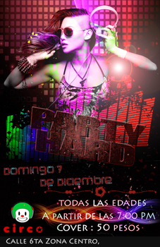Fake Party Flyer by RaiShooter