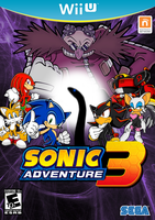 Sonic Adventure 3 cover by TheKnightOfTheVoid