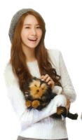 Yoona png by HanaBell1 by HanaBell1