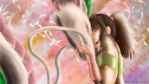 Spirited Away by RebeccaCh96