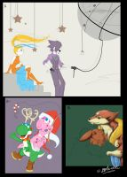 Stuff I Never Finished by TamarinFrog