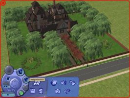 Riverside Plantation - Sims 2 by Meeper