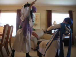 Vocaloid- DOMESTIC VIOLENCE by BladeXD