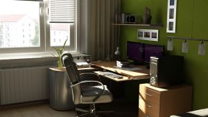 My Workstation by Puttee