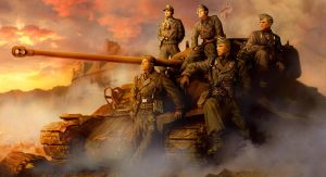 101st Tigergruppe by Arctic-RevoIution
