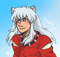 AT: Inuyasha by MikiMonster