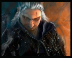 The Witcher by olivegbg