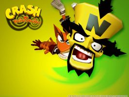 Crash And Cortex II by CrashBandicootFreak