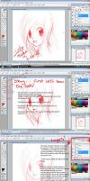 Getting to know Photoshop by DarkHalo4321