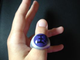 Budget Cosplay Sasori/Tobi Ring by MotherMcKarther