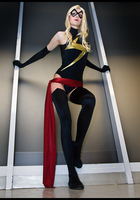 Ms. Marvel by Raffi-nyaunyau