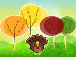 Thanksgiving Wallpaper by BrowCo