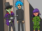 The Cabinet Of Murdoc Niccals (Crossover On Crack) by ArielKamikaze