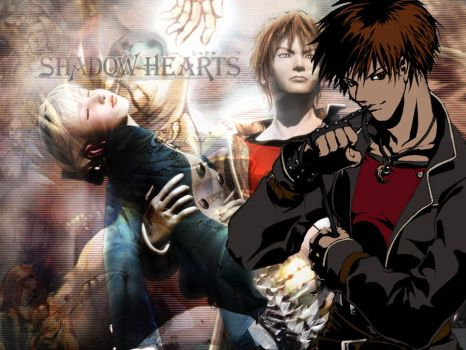 Shadow Hearts wallpaper by PrincessAsh1ey
