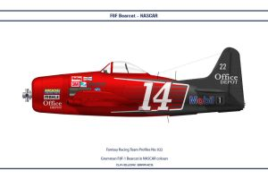 FR022 Bearcat NASCAR by WS-Clave