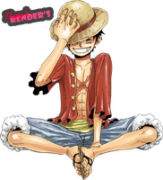 Luffy by ThamyChan