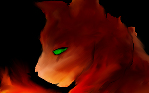 Firestar by MystOfTheHills