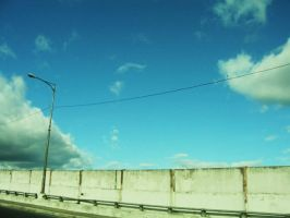 in skyway exactly by peregrination
