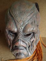 Weequay latex mask by lionback