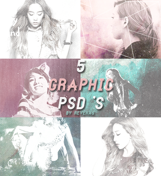 Reveras Graphic Psd's by dontayyy